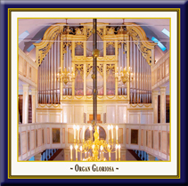 ORGEL SOLO - CD Organ Gloriosa